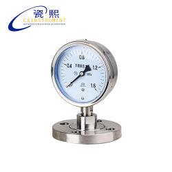 Régulateur de pression GPL avec manomètre