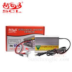Caricatore astuto automatico dell'automobile del caricabatteria del caricatore 12V dell'automobile di Sunchonglic RoHS