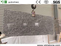 بحر موجة [غ418] رذاذ بيضاء صوّان قرميد/صوّان لوح