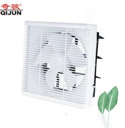 De elektrische Motor Iron/PP steunt 6 8 10 de Ventilator van de Ventilatie van de Macht van de Wind van 12 Duim met Frame