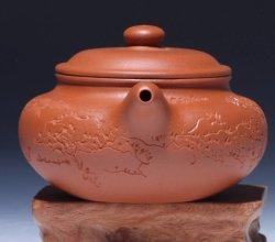 Thé Zisha pot Pot de sable violet
