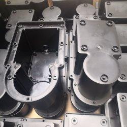 De productos electrónicos OEM de plástico ABS FR Portapilas de moldeo por inyección