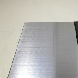 Commerce de gros 201 304 316 Feuille de tôle en acier inoxydable /plaque