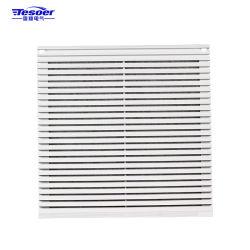 Tx322A. 300 Filtre à air de l'obturateur en plastique des évents pour ventilation industrielle et système de refroidissement