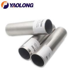 Circular de acero inoxidable al por mayor de tubo redondo de cuerpos huecos de escalera pasamanos