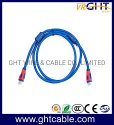HDMI Cable de 1,4 V admite 3D Tipo a para un cable HDMI 1080p con Ethernet
