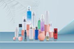 80мл/100мл/120 мл по уходу за кожей косметические упаковки ПЭТ-бутылки лосьона насоса