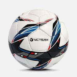Nouvelles langues Taille 3 4 5 Custom Match ballon de soccer