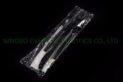 6 nei prodotti di plastica di plastica spostati del 1 kit della coltelleria (pp)