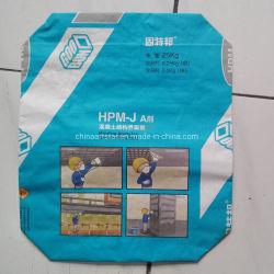Válvula de Papel Sack para produtos em pó