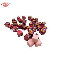 작은 정제 압박 사탕 또는 분유 사탕 또는 과일 새로운 입방체에 의하여 눌러지는 사탕 및 단것