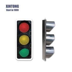 300mm het LEIDENE Groene Rode Gele Volledige Verkeerslicht van het Scherm