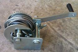 الرافعة اليدوية ذات الحبل السلكي (NLHW-2500)