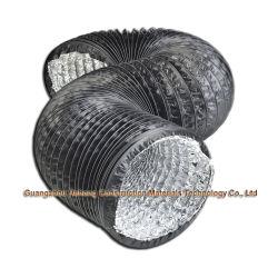 На заводе прямой продажи из алюминиевой фольги и ПВХ в сочетании гибкий шланг трубопровода