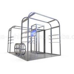 10X20 Feira de Exposições de alumínio modular com visor gráfico