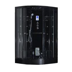 熱い販売1.15meter 2人の角のセクターの大きい蒸気のシャワー室