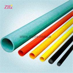 中国のガラス繊維のPultrudedのプロフィールの巻上げGRP FRPの管