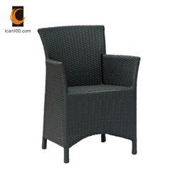 Anti-Aging Jardim Piscina Restaurante Pátio de móveis de vime Lazer Home cadeira (RC-06022)
