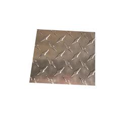 piatto Checkered dell'acciaio inossidabile 201 202 304 316 409 430