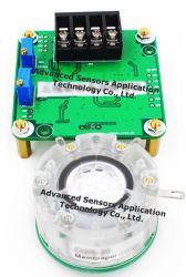 El bromo Br2 Sensor detector de gas de 20 ppm de monitoreo de calidad del aire tóxico Gas petroquímica desinfectante electroquímica Slim