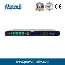 Amplificatore EDFA della fibra della porta di uscita di CATV 8 High-Power1550nm