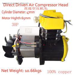 Drehteil zerteilt der beweglichen Schrauben-3HP Kolben-Membranluftpumpe-Kompressor-Kopf-Motor