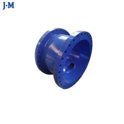 Pt545 Montagem do Tubo de ferro dúctil todos epóxi t flangeado/Flange Duplo Dobrar/colar de soquete duplo