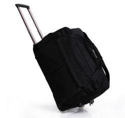 Business Travel pliable portable sac grand marché à roues de chariot