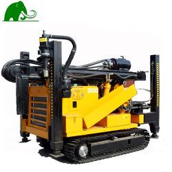 Anbit Dieselgleiskette hing 300m wohle die Ölplattform-Wasser-Bohrmaschine-preiswerte Luft-Anlage-vertrauenswürdiges Produkt ein