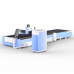 Laser-Energie der Faser-Laser-Ausschnitt-Maschinen-1000W Raycus für Aluminium, Stahl, Fassbinder