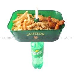 Vassoio Snack Popcorn In Plastica Colorata Personalizzabile Oem
