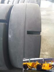 O pneu 17.5-25 OTR Nylon Bias 1200-24 1400-24 10.00-20 L5s C1 Pneu de mineração subterrânea