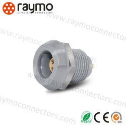 Pkg Connecteurs circulaires push-pull en plastique