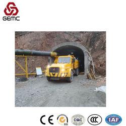 La minería subterránea los vehículos off road de 20 toneladas de carga