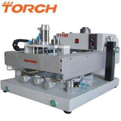 Printer van de Stencil van de Toorts T1100 van de Printer van de Stencil van PCB van de Desktop de semi-Auto voor PCB 220*180mm