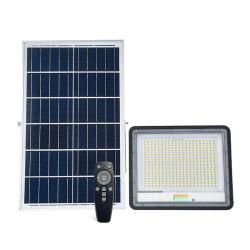 20 واط، 30 واط، 50 واط، 100 واط، مع وحدة تحكم عن بعد، مصباح الطاقة الشمسية