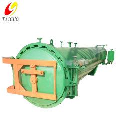 Exportar para a Europa o vácuo do tanque de impregnação de madeira/tanque de tratamento anticorrosivo de Vácuo
