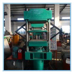 La formación de espuma de goma EVA de prensa/zapata única maquinaria de vulcanización/EVA curar pulse