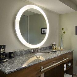 Apartamento de classe alta DO MERCADO DO REINO UNIDO a iluminação LED LED do banheiro espelho iluminado com luz de acrílico