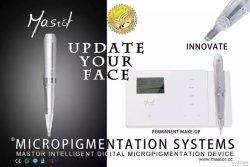 Cartouche de la vis d'aiguilles Mastor de MTS et de l'application de PMU semi-permanent de la machine de maquillage