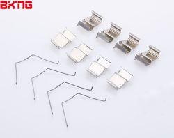 Haltefeder der Platten-801c289 befestigt Sekundärmarkt-Auto-Teil-Bremsbelag-passenden Installationssatz
