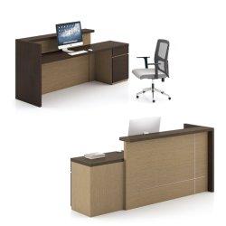 商業フロントデスクのオフィスのレセプションの家具のフロント