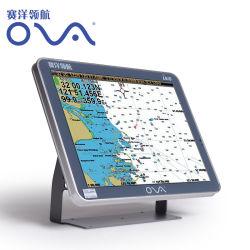 GPS de navigation maritime de haute qualité graphique AIS Plotter pour bateau de pêche