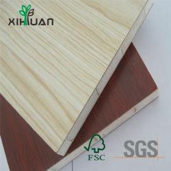 Версия, с которыми сталкиваются деревянный блок системной платы/Blockboard на мебель и оформление
