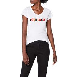 Comercio al por mayor Camiseta Mujer Harajuku divertido Cartoon T-Shirt Tshirt Camisetas de chica de moda femenina