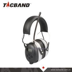 전자 무선 잡음 방지 음성 증폭 귀 청력 보호 촬영 ANSI CE 이어머프