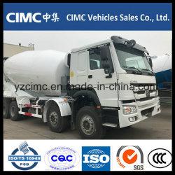 HOWO 6*4 371HP fachkundiger schwerer Kleber-Betonmischer-LKW des Fahrzeug-10m3
