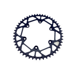 Ruota dentata di Jt dell'alluminio 7075 di CNC della rotella Chain per la catena 520