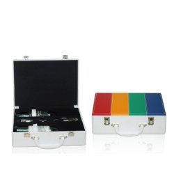 Novo Design em forma de maleta de cor de vinho de Embalagem Caixa de oferta grossista (6105)