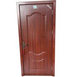 Estilo moderno de alta qualidade da Porta interior em madeira de alumínio